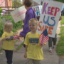 Cameron After School Program hosts 6th annual Peace Walk