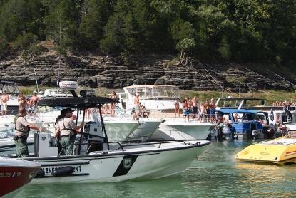 Lake Cumberland Poker Run (i e  The Lake Version of Mardi