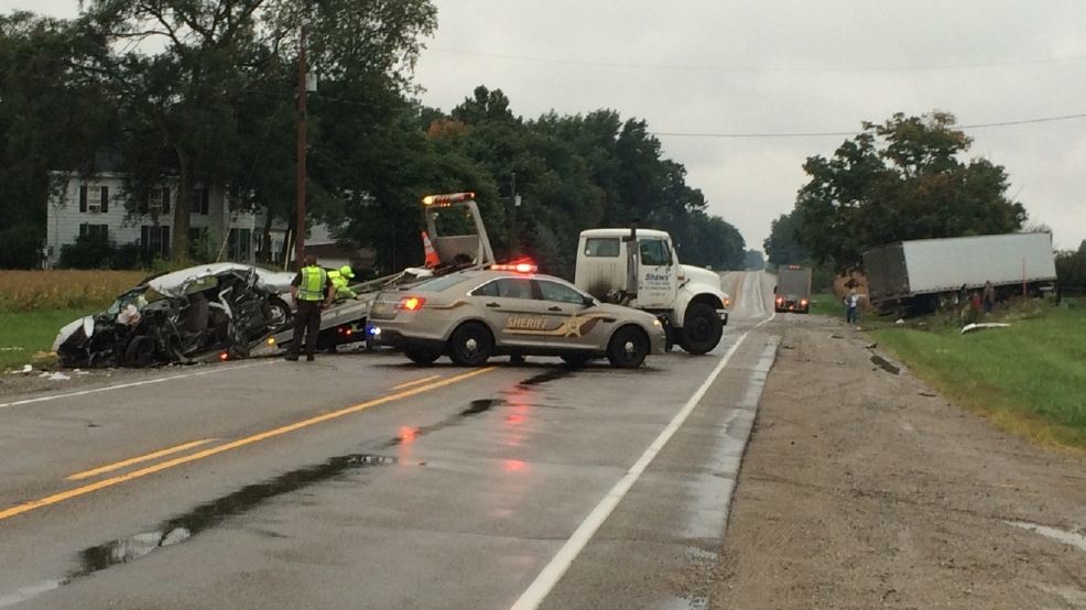 Injuries in laporte co crash involving car semi wsbt for Jobs in laporte co
