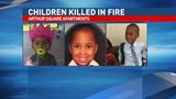 Three children killed in 4th of July apartment fire in Port Arthur
