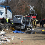 NTSB: Truck hit by GOP train came onto tracks despite warning