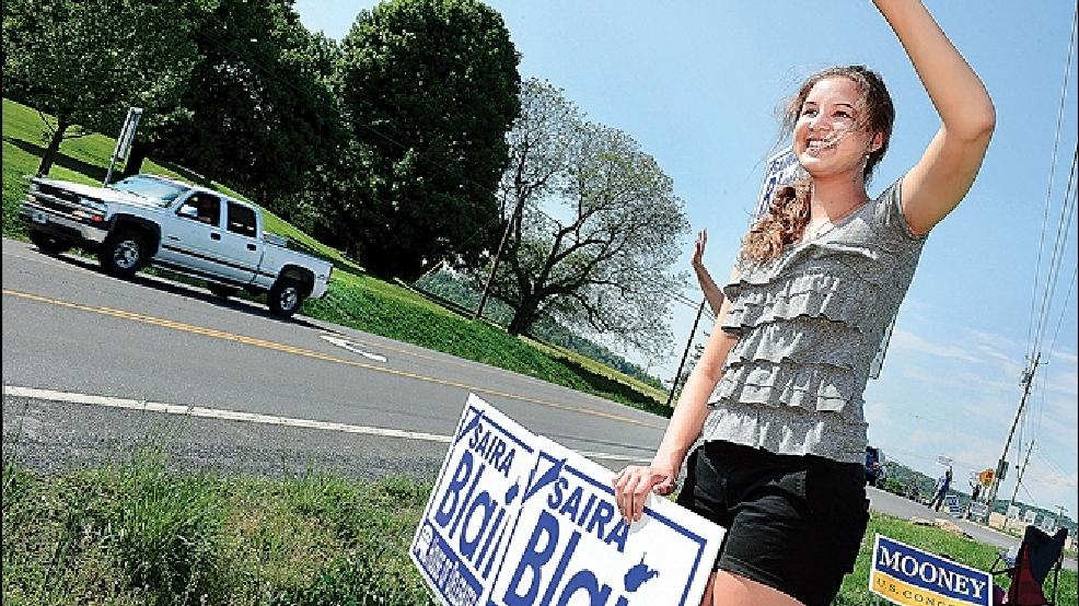Saira Blair, Age 17: Won Election Over Incumbent State
