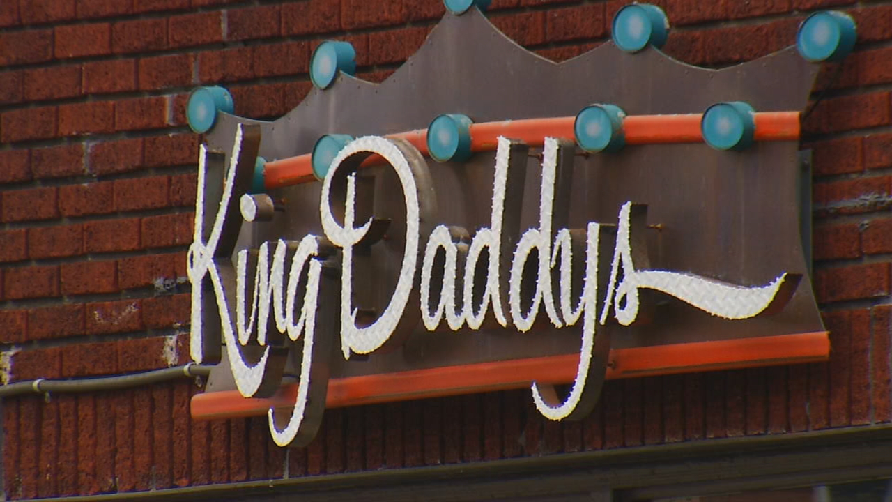 King Daddy's Chicken and Waffles in West Asheville serves-up the classic southern staple that's their namesake and then some. (Photo credit: WLOS Staff)