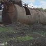 Cleanup continues in Hyndman after train derailment
