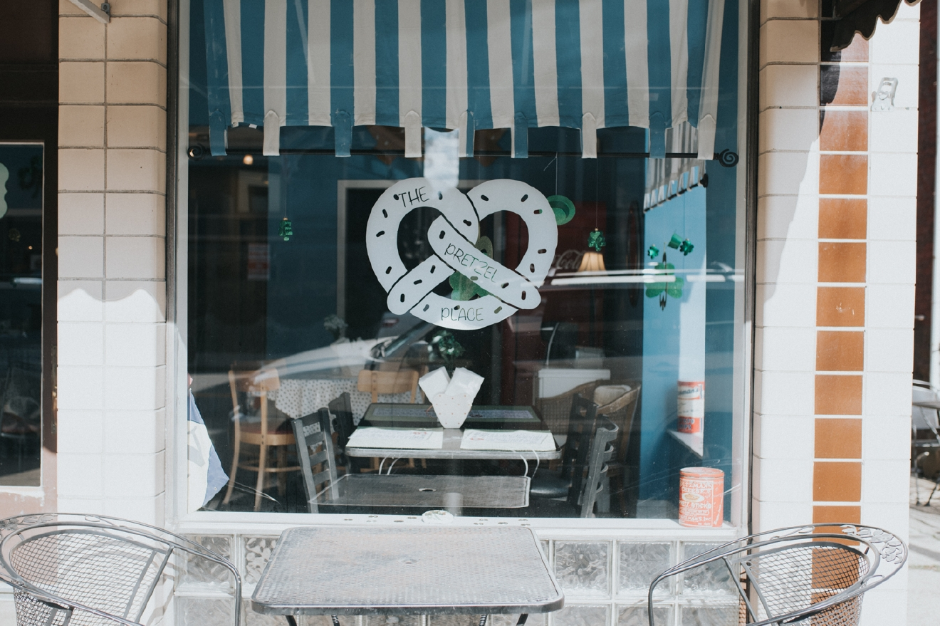 The Pretzel Place is a quaint shop selling house-baked pretzels, pretzel sandwiches & sweet treats. They offer individual pretzels, party trays, as well as wonderful box lunches. ADDRESS: 411 Fairfield Ave #3, Bellevue, KY 41073 / Image: Brianna Long // Published 3.9.17