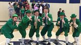 Notre Dame Leprechaun hopefuls duke it out in tryouts