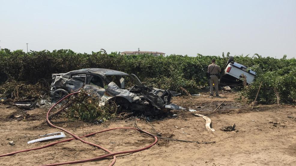 Fatal car crash in Madera County | KMPH