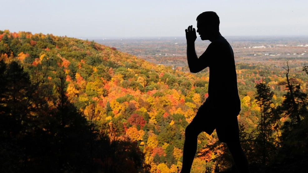 What autumn? 68% of nation to see 80-degree temps this week