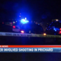 Prichard police investigating possible officer involved homicide