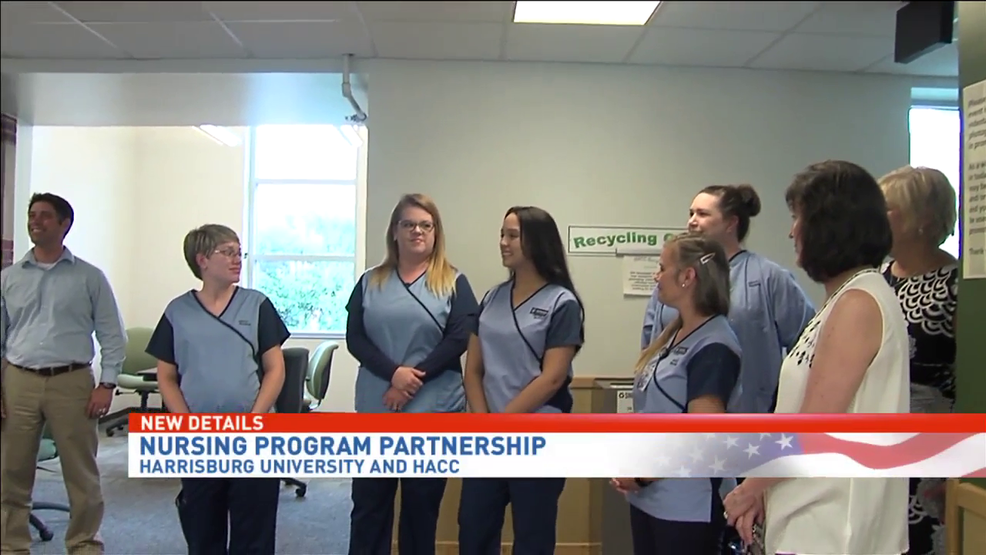 Harrisburg University, HACC team up for college of nursing